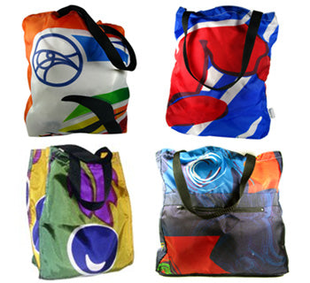 Common Thread - 100% Recycled Tote Bags