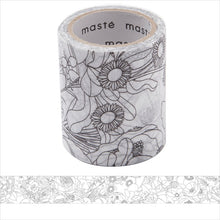 Load image into Gallery viewer, Masté - Washi Masking Tape - Colouring Washi