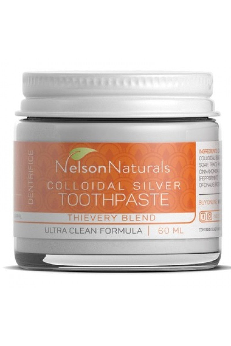 Nelson Naturals - Toothpaste 60 mL