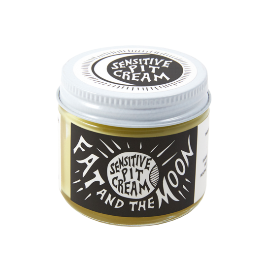 Fat and the Moon - Sensitive Pit Cream (2 oz)