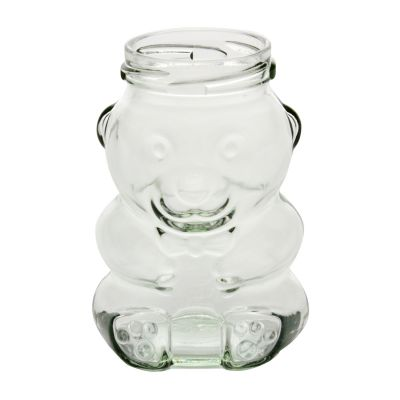 Jar Bar™ - Honey Bear Jar with Lid