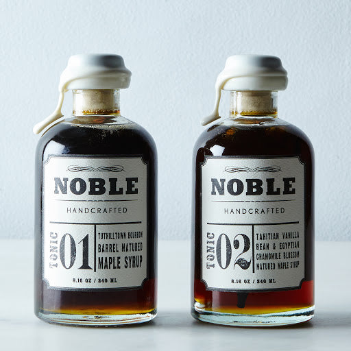 Noble Tonics - Handcrafted Maple Syrup