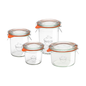 Weck - Mini Mold Jars