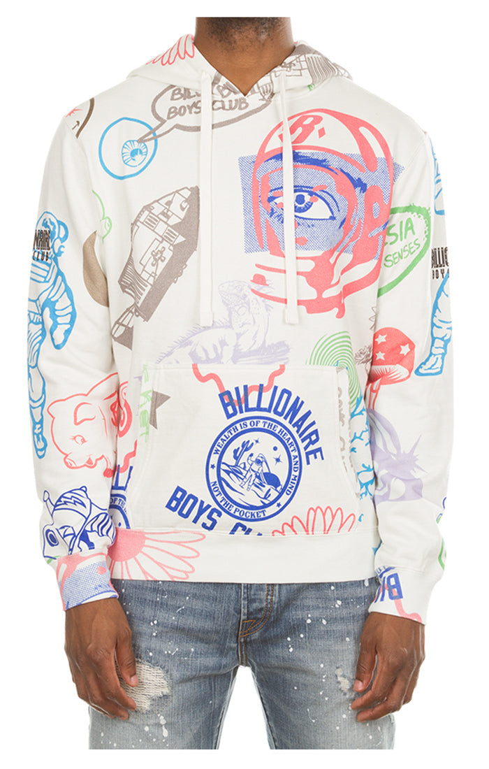 Billionaire Boys Club Cerebral Hoodie