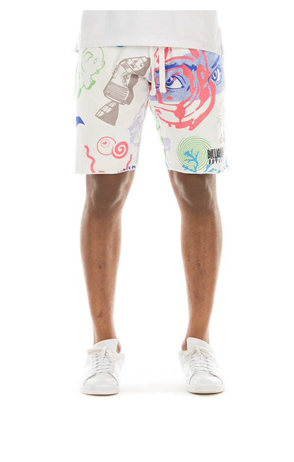 Billionaire Boys Club Cortex Short