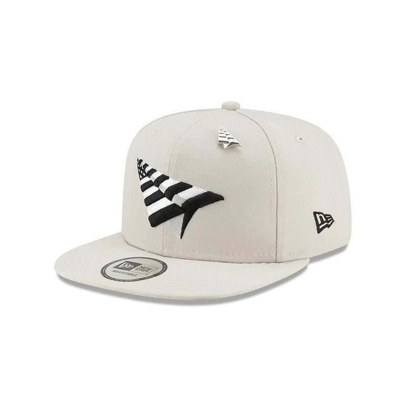DESERT CROWN OLD SCHOOL SNAPBACK