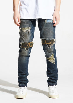 Embellish Malaki Rip and Repair Jean