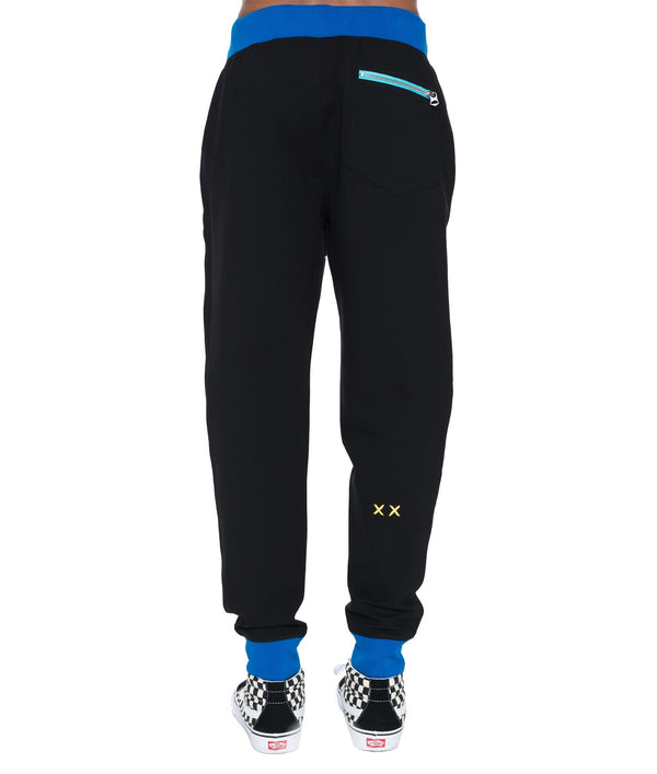 Cult Of Individuality Color Block Track Pant