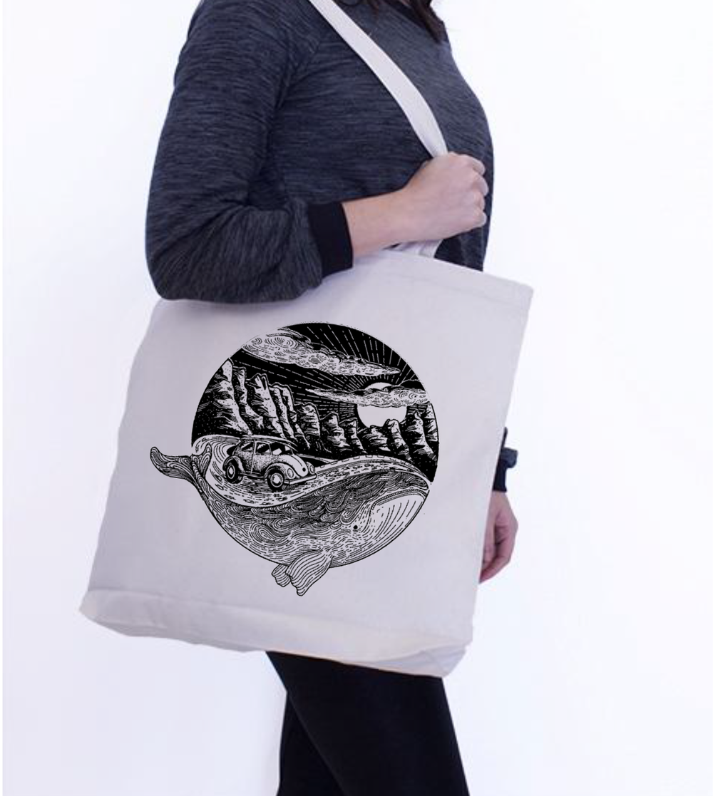 TOTE BAG SET