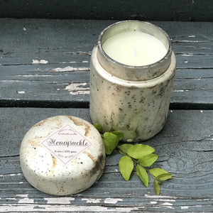Soy Blend Candles