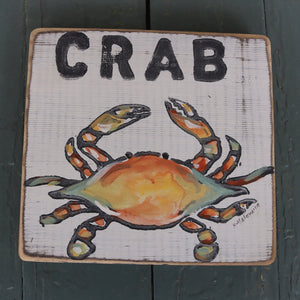 Wooden Louisiana Plaques