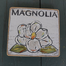 Load image into Gallery viewer, Wooden Louisiana Plaques