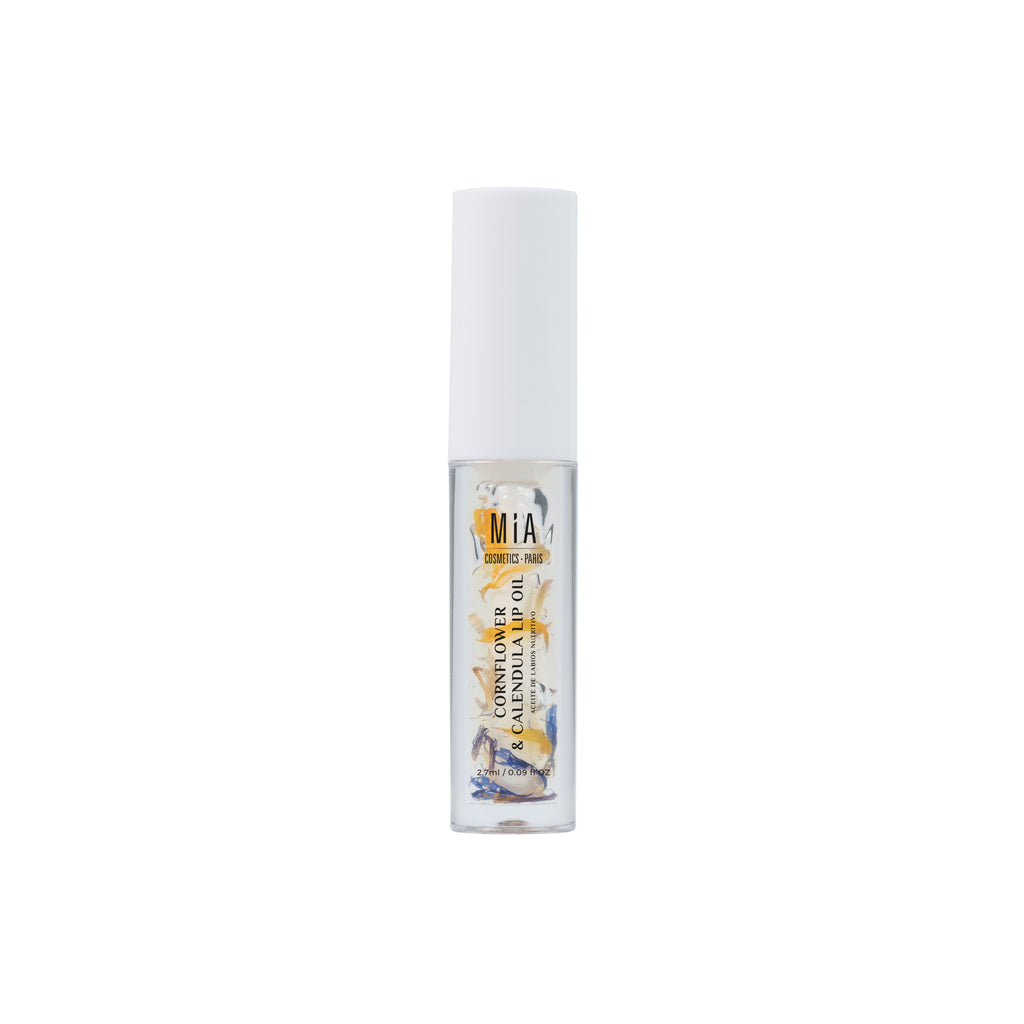 Cornflower Calendula Lip Oil