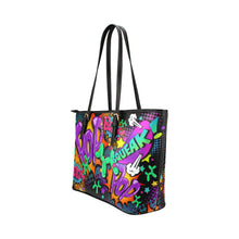 Load image into Gallery viewer, Leaky Squeaky BOOM! Heidi Tote Bag