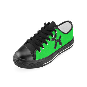 Green Wazowski - Women's Sully Canvas Shoes (SIZE 6-10)