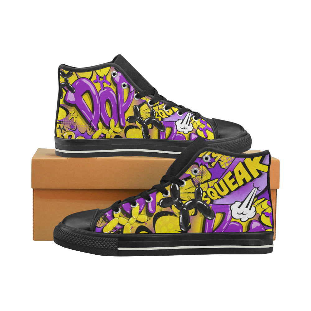 The Lyle BOOM! - Men's Sully High Tops (SIZE 6-12)