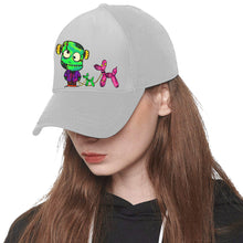 Load image into Gallery viewer, Monster Dog on Grey - Baseball Cap
