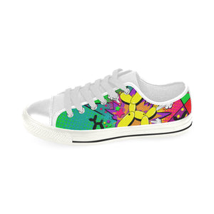 Colour Me Happy - Men's Sully Canvas Shoe (SIZE 13-14)