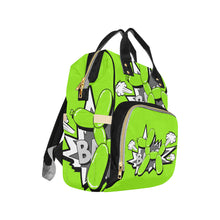 Load image into Gallery viewer, Banksy Backpack - Kermit's Revenge