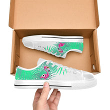 Load image into Gallery viewer, Flamingo Dog's - Women's Sully Canvas Shoe (SIZE 6-10)