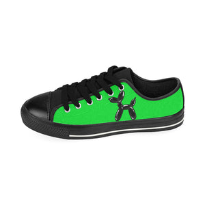 Green Wazowski - Men's Sully Canvas Shoes (SIZE 13-14)