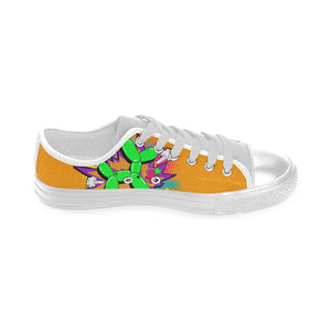 Comic Orange Ernie Men's Sully Canvas Shoe (SIZE 6-12)