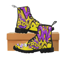Load image into Gallery viewer, The Lyle BOOM! - Men's Ollie Boots (SIZE 7 - 12)