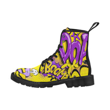 Load image into Gallery viewer, The Lyle BOOM! - Women's Ollie Combat Boots (SIZE 6.5 - 12)