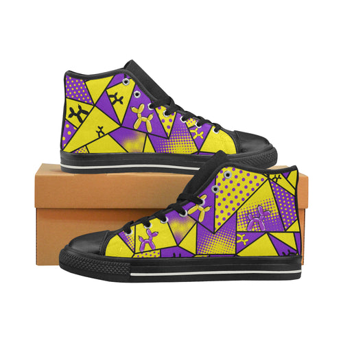 The Lyle Style - Men's Sully High Tops (SIZE 6-12)