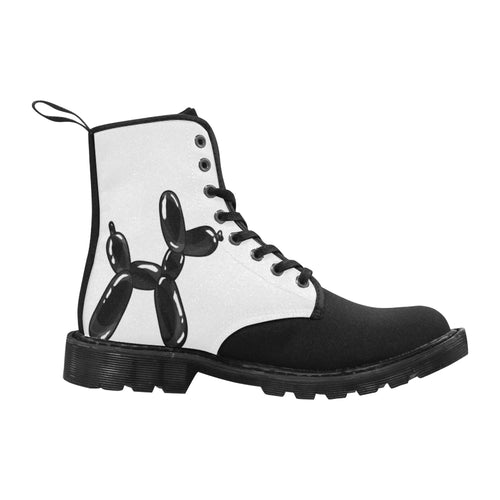 Classic Black & White - Men's Ollie Boots (SIZE 7 - 12)