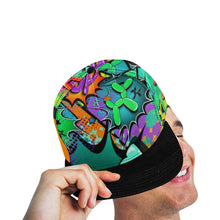 Load image into Gallery viewer, Psychedelic - Snapback Cap