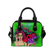 Load image into Gallery viewer, WOW Miss Bonnie - Gabi Handbag Green