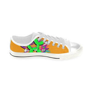 Comic Orange Ernie Men's Sully Canvas Shoe (SIZE 13-14)