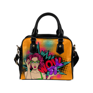 WOW Miss Bonnie - Gabi Handbag Orange