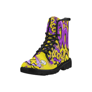 The Lyle BOOM! - Men's Ollie Boots (SIZE 7 - 12)