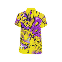 Load image into Gallery viewer, The Lyle BOOM! - Nate Short Sleeve Shirt (3XL-5XL)