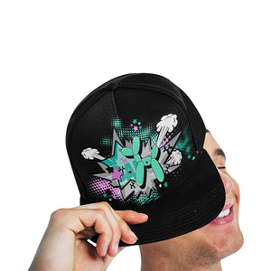 Balloon Dog Funk Front Panel - Snapback Cap