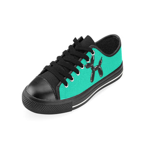 Mermaid Fart - Women's Sully Canvas Shoes (SIZE 11-12)