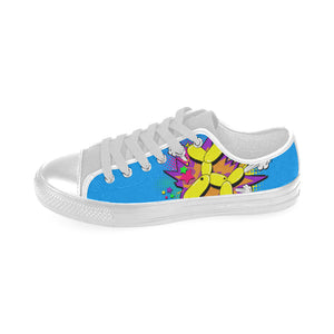 Comic Blue Man Groove Men's Sully Canvas Shoe (SIZE 6-12)