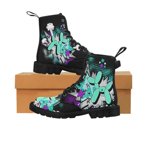Balloon Dog Funk - Men's Ollie Boots (SIZE 7 - 12)