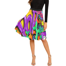 Load image into Gallery viewer, Leaky Squeaky BOOM! Catie Circle Skirt