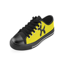 Load image into Gallery viewer, Bumble Bee- Women's Sully Canvas Shoes (SIZE 11-12)