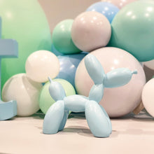 Load image into Gallery viewer, Pastel Blue Balloon Dog Statue