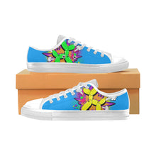 Load image into Gallery viewer, Comic Blue Man Groove Men's Sully Canvas Shoe (SIZE 6-12)