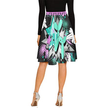 Load image into Gallery viewer, Balloon Dog Funk - Catie Circle Skirt