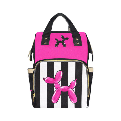 Pippity-Pink! - Banksy Backpack