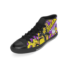 Load image into Gallery viewer, The Lyle BOOM! - Men's Sully High Tops (SIZE 13-14)