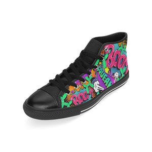 Leaky Squeaky BOOM! - Men's Sully High Tops (SIZE 6-12)