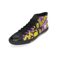 Load image into Gallery viewer, The Lyle BOOM! - Men's Sully High Tops (SIZE 6-12)