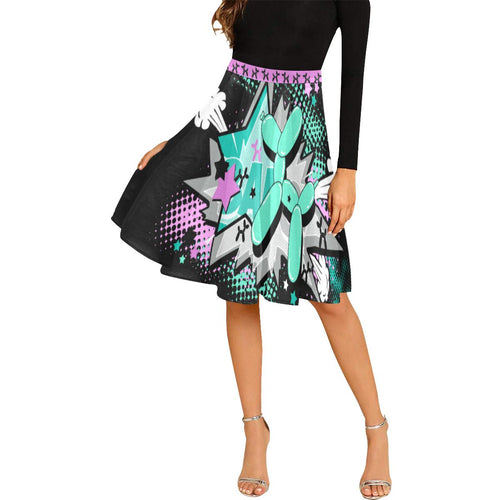 Balloon Dog Funk - Catie Circle Skirt
